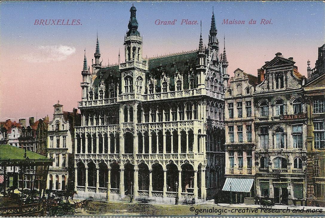 genialogic - Belgique-photographies et cartes postales historiques ...