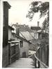 Bad Tölz, Stadttreppe nach unten, um 1938