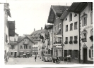 Bad Tölz, Altstadt, um 1938